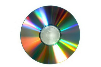 image of a clean CD / DVD