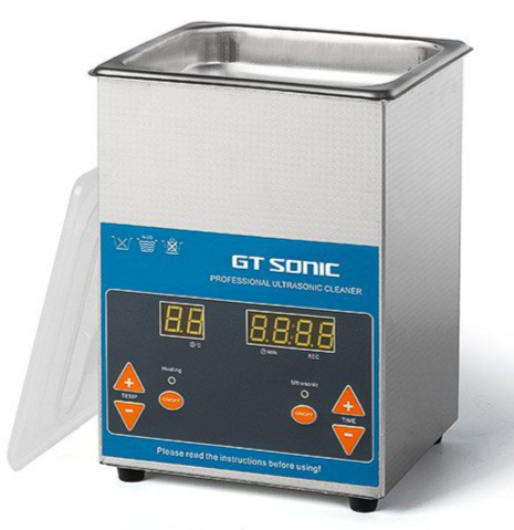 digital ultrasonic jewellery cleaner (2 litre)