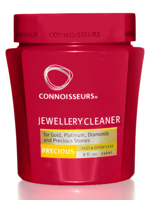 Connoisseurs jewellery cleaner for  gold , platinum, diamonds.