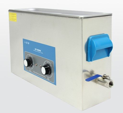 Ultrasonic cleaner for motorbike carburettors (carb cleaning) (9 litre)..