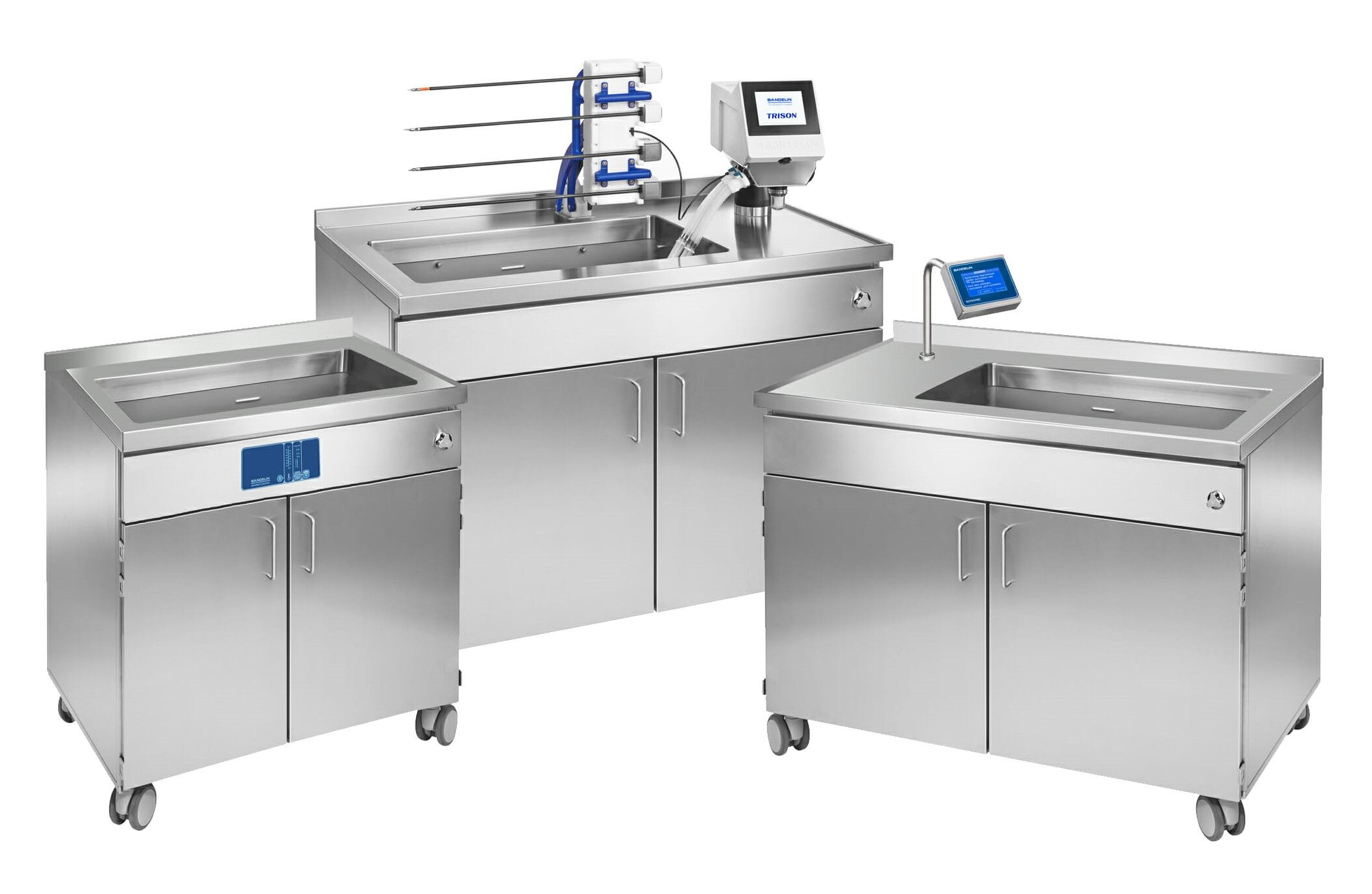 bandelin ultrasonic work stations