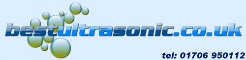 Image Best Ultrasonic Cleaner home page banner