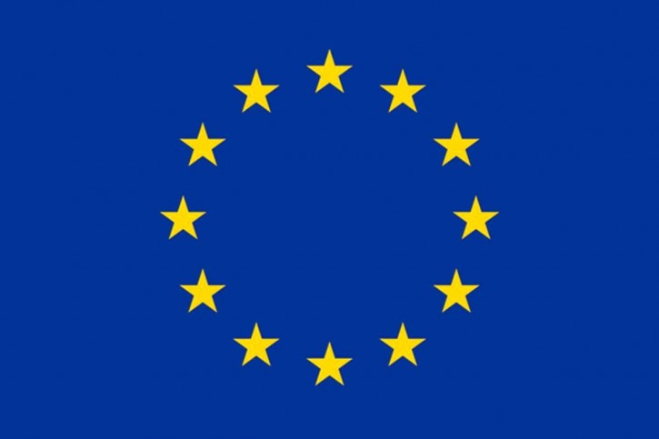 image of the flag of europe