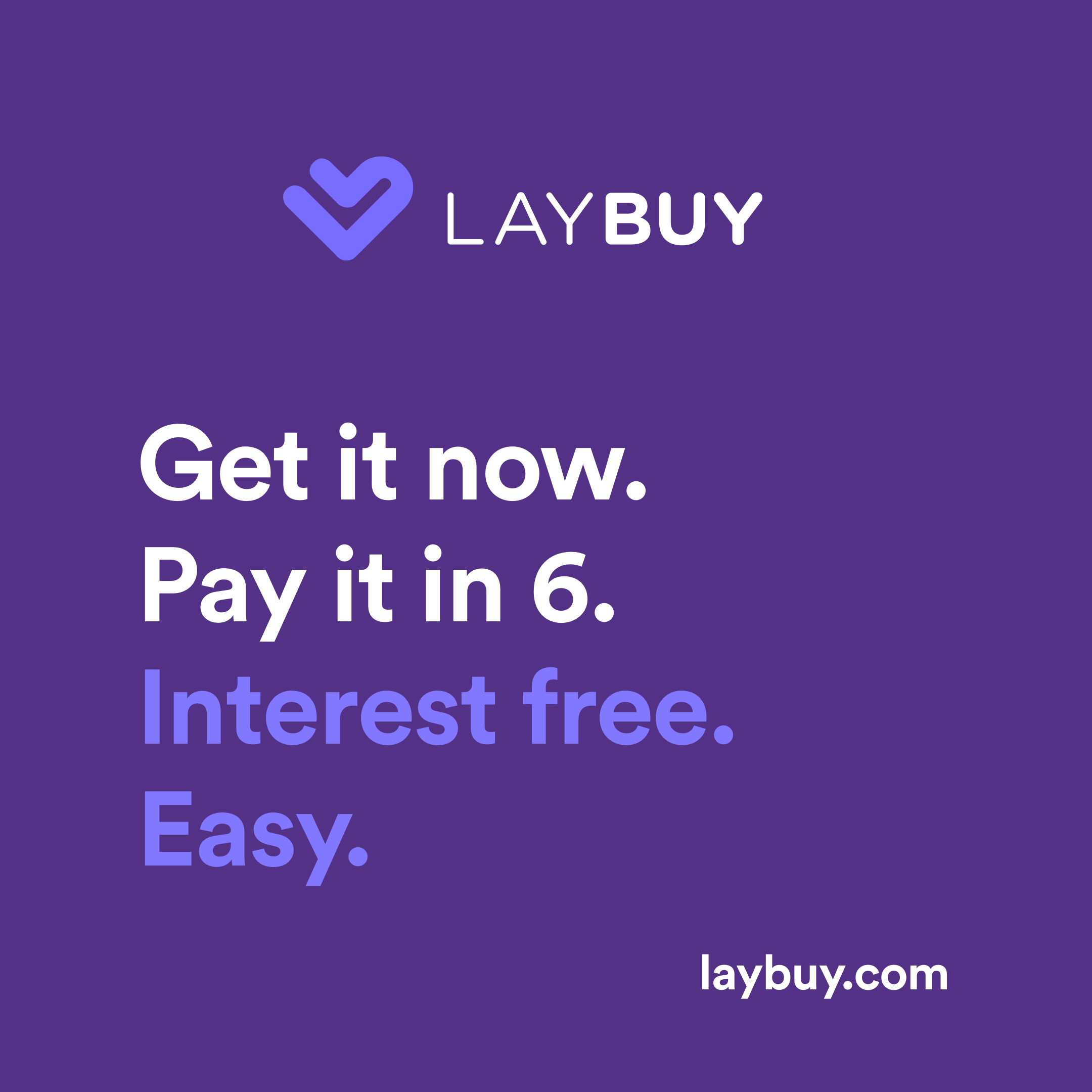 laybuy interest free credit