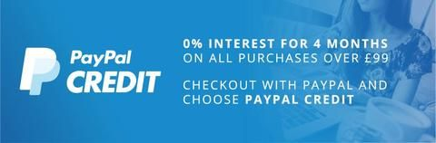 paypal interest free credit for 4 months