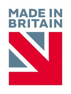 Walker ultrasonic cleaners - made in Great Britain logo